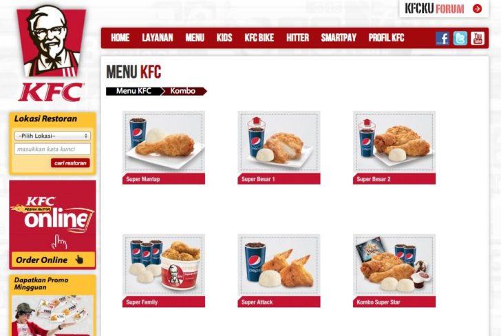 アジアのKFC