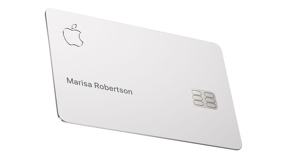 Apple Card 物理
